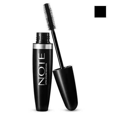 Note Deep Black Mascara Black