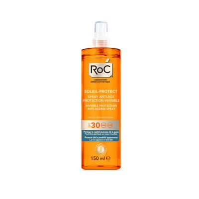 Roc Soleil Protect Spray Lot.Anti Age Spf30 150Ml