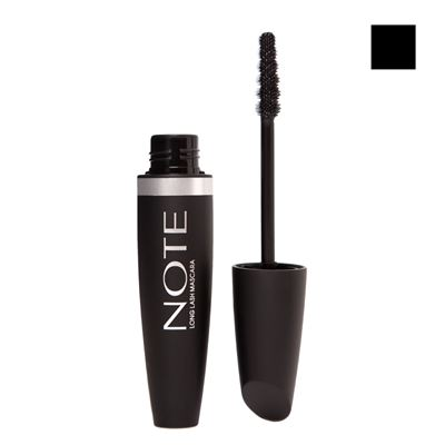 Note Long Lash Mascara Black