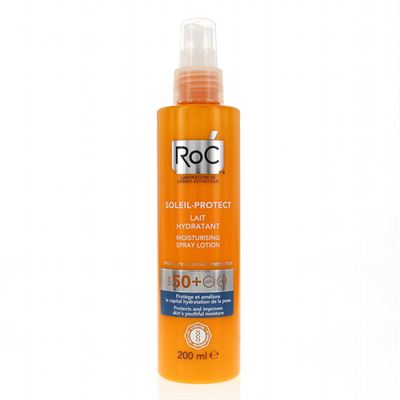 Roc Güneş Protect Spray Lotion Spf50 200Ml