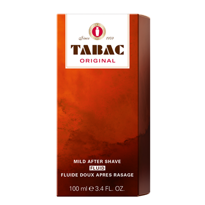 TABAC AFTERSHAVE MILD FLUIDE 100ml