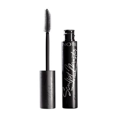 Note Sculpt Master Mascara Black