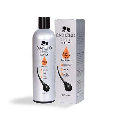DIAMOND HAIR ŞAMPUAN KURU 350ml