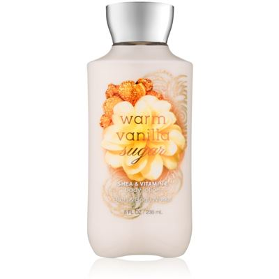 BATH BODY WORKS BODY LOTION W.VANILLA SUGAR  236ml