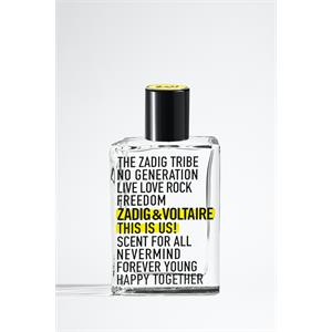 Zadig & Voltaire This Is Us Edt 50 ml Unisex Parfüm